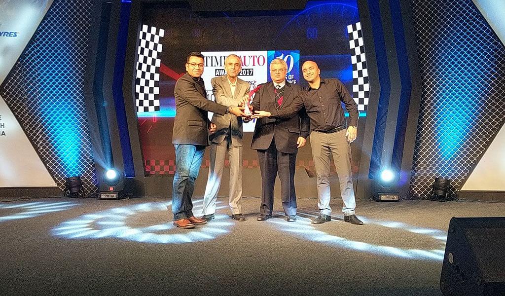 Motorsport award of the year, Mahindra Racing (Formula E)