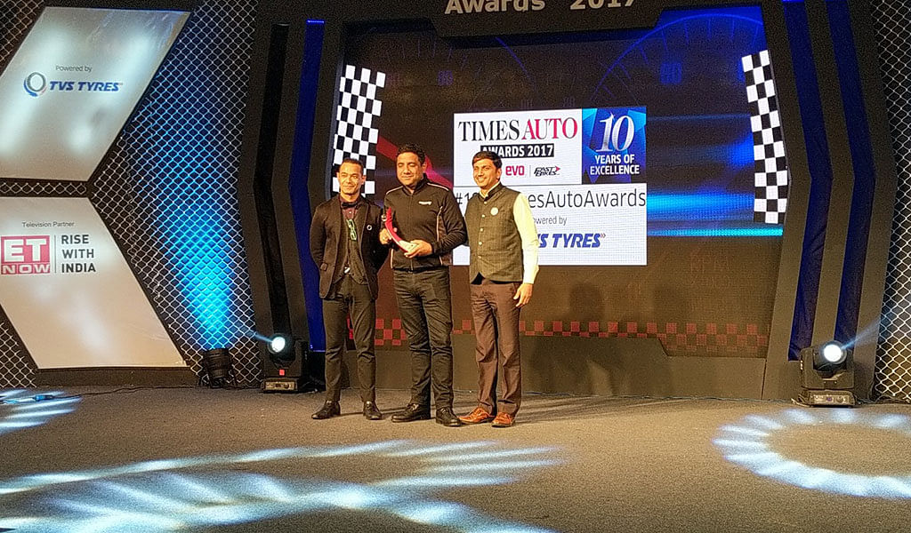 Sport naked of the year, Triumph Street Triple RS
