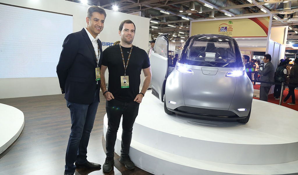 Auto Expo 2018: Uniti unveils its electric concept car
