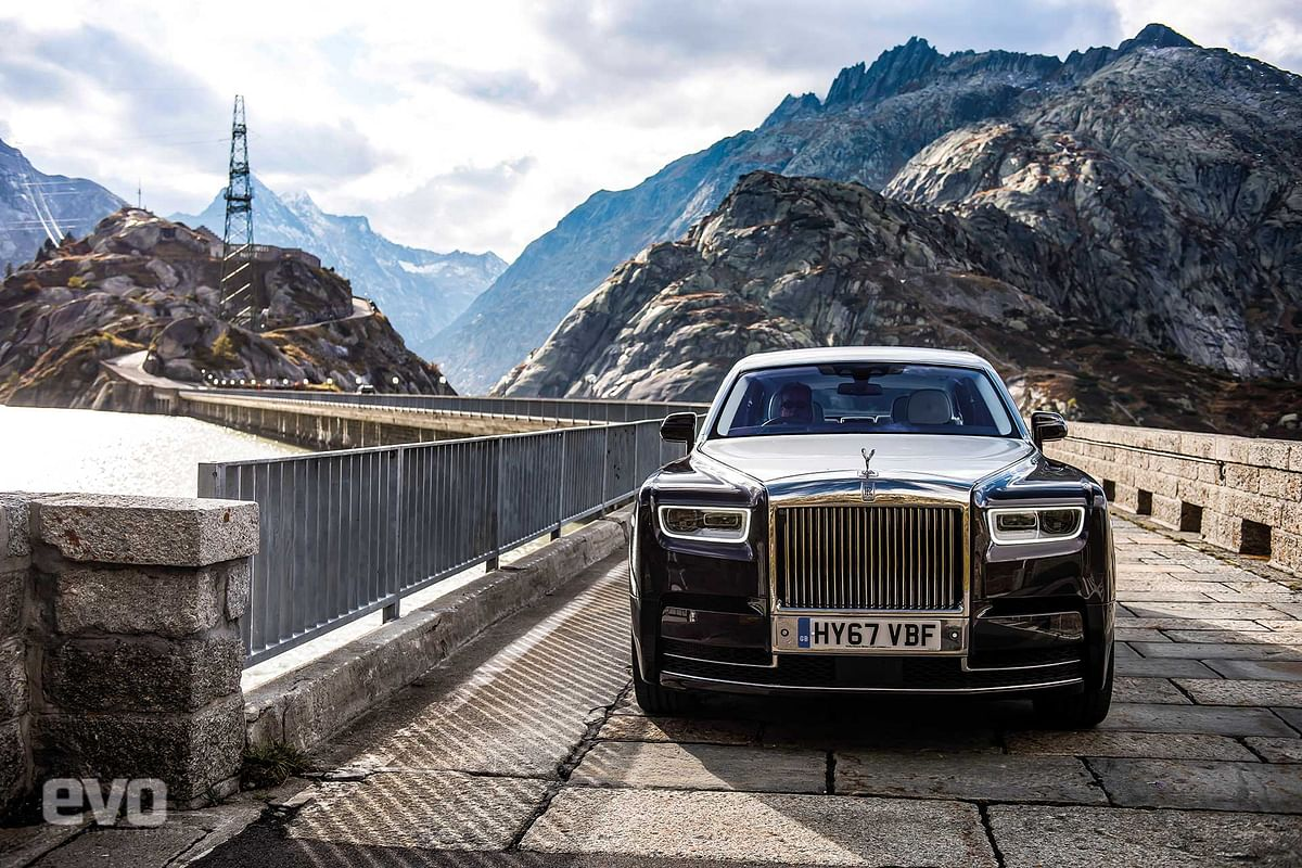 The Rolls-Royce Phantom is the most expensive car you can buy in India right now