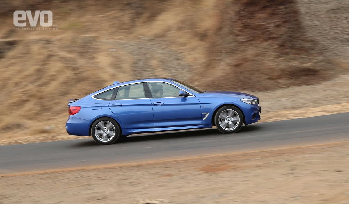Test drive review: BMW 330i GT M Sport