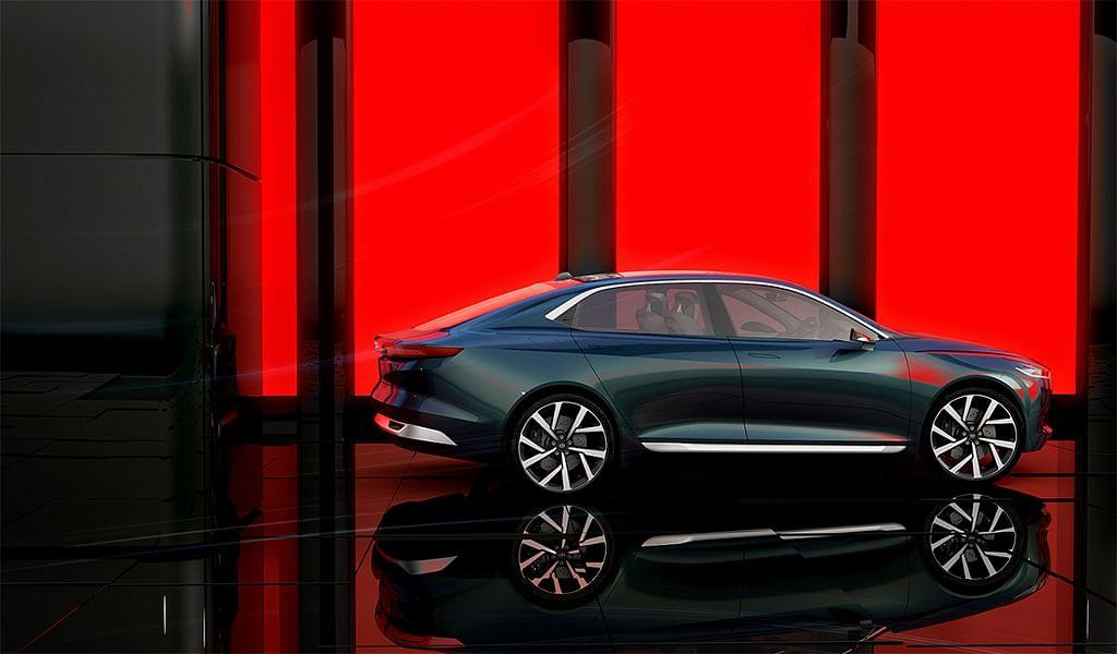 Geneva Motor Show 2018: Tata unveils the E-Vision sedan