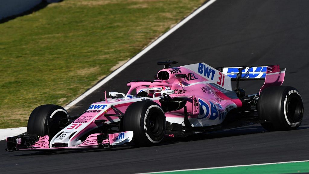 Force India say that they have huge updates coming onto the car at the first race in Melbourne