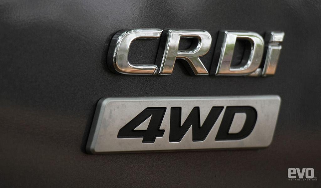 Hyundai Tucson GLS 4WD review, test drive