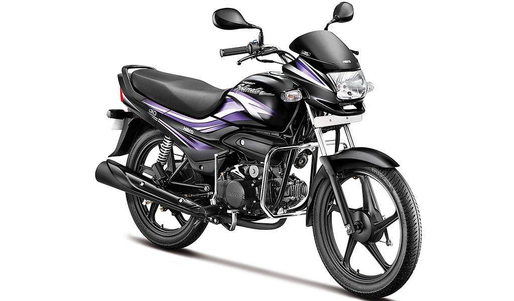 Hero MotoCorp launches the Super Splendor