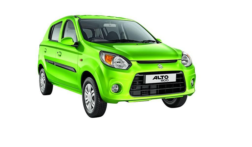 35 lakh Maruti Suzuki Altos sold in India