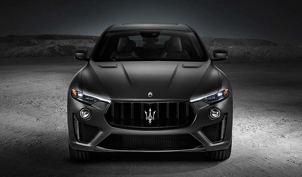 Maserati Levante Trofeo unveiled at the 2018 NY Auto Show
