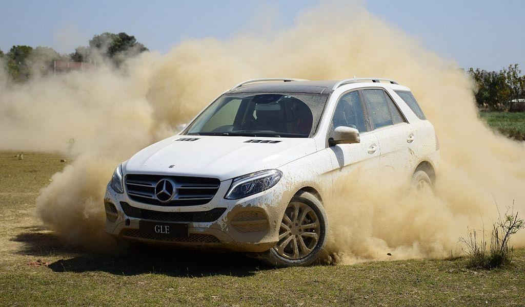 Mercedes-Benz starts its 'Brand Tour' across India