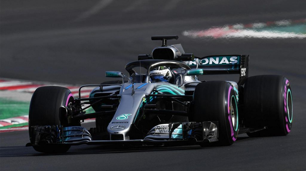 Mercedes seem to be leading the field, in terms of overall pace as well as number of laps
