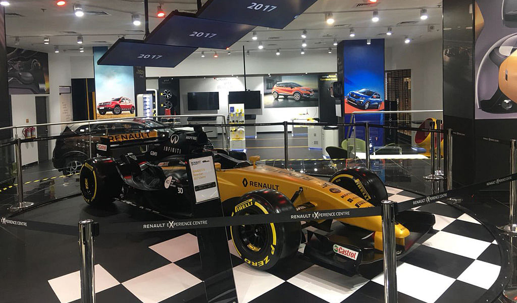 World's first Renault Experience Centre opens in India