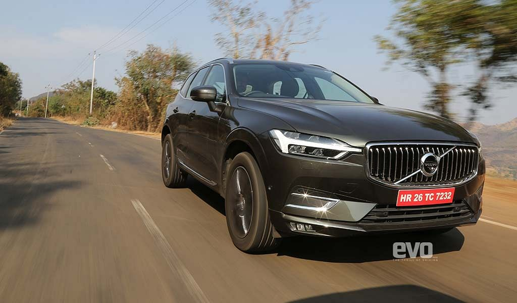 Volvo XC60 crowned World Car of the Year 2018