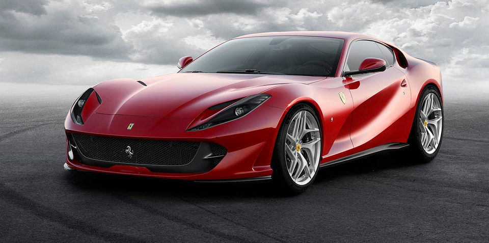 812 Superfast launched at Rs. 5.2 crore(ex-showroom)