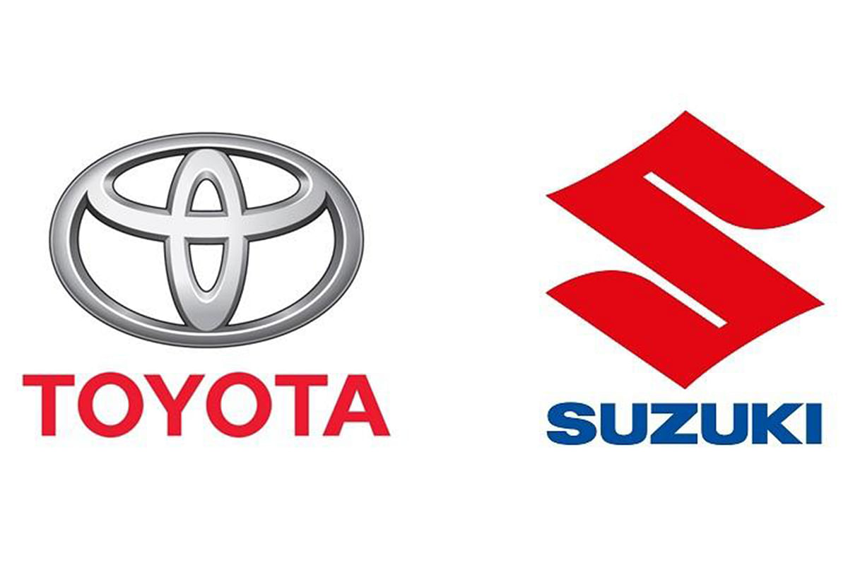Toyota and Suzuki to share vehicle platforms