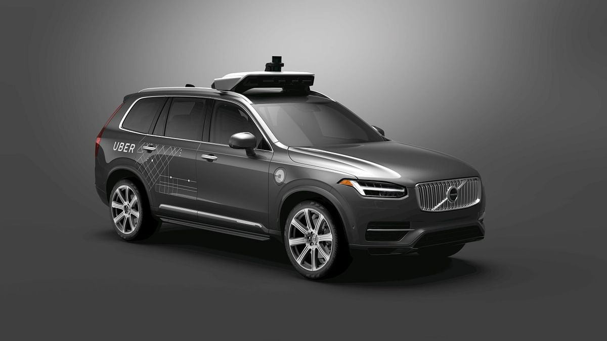 Uber self-driving car involved in fatal accident involving pedestrian