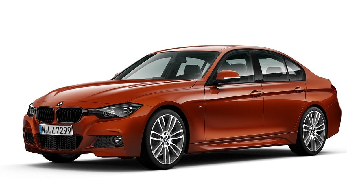 BMW launches 'Shadow edition' of the 3-Series