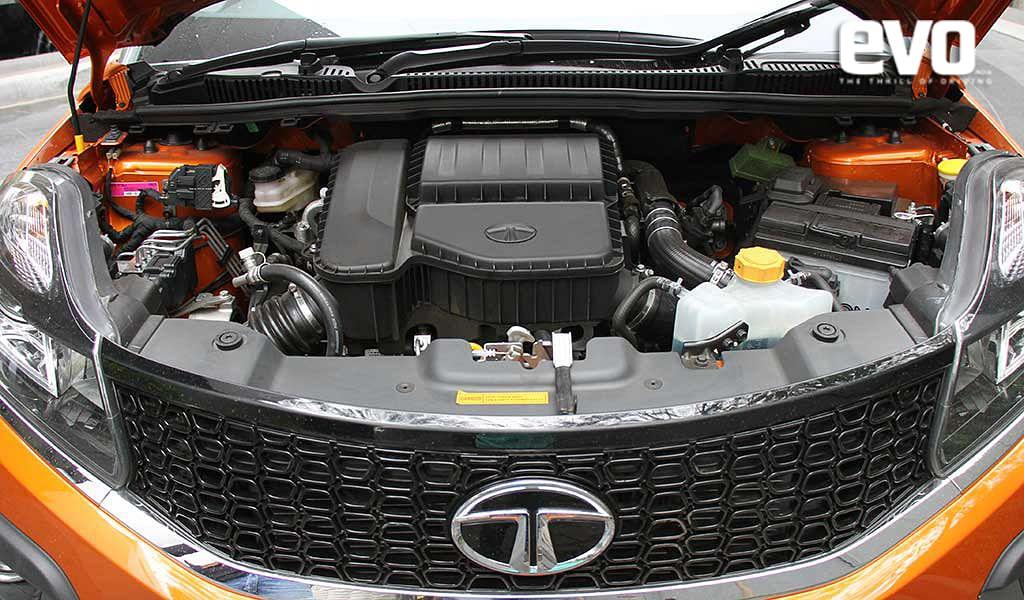 First Drive Review: Tata Nexon HyprDrive
