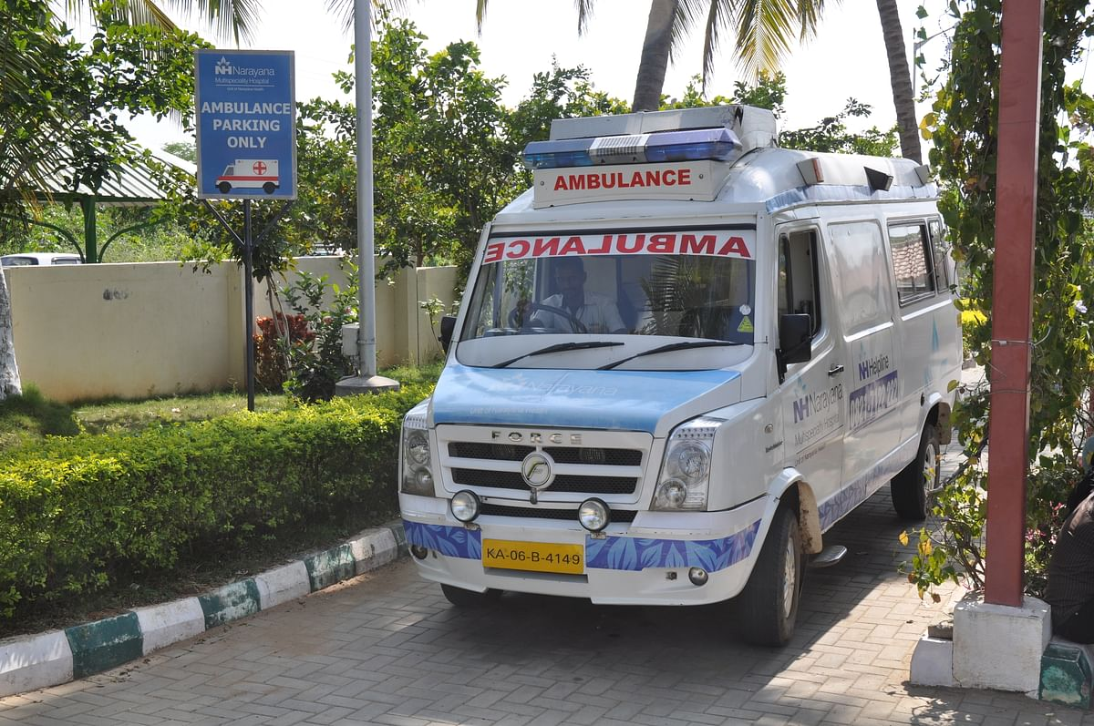 Bijoy's blog: Ambulances are as well responsible for many accidents