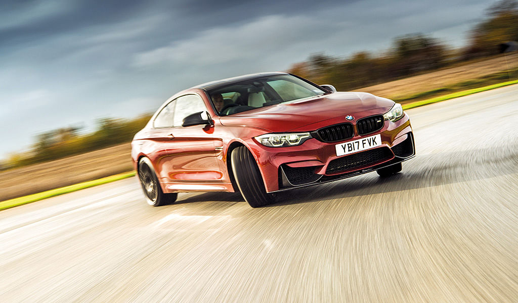 evo Performance Car Awards: BMW M4 Competition Package, the best coupé