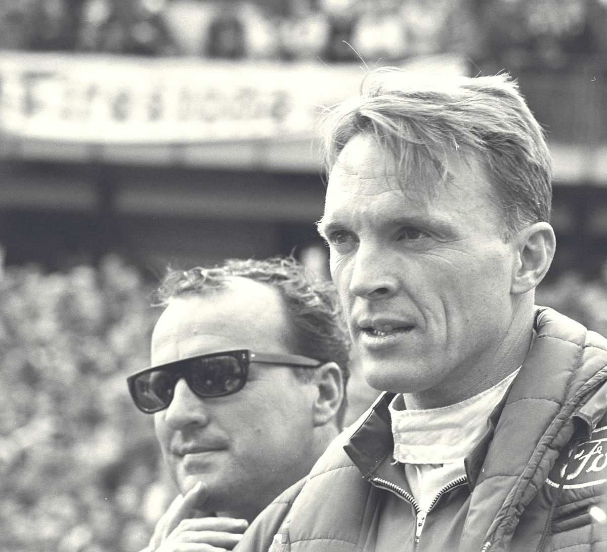 Adil's blog: Dan Gurney – the all-American racer is no more!