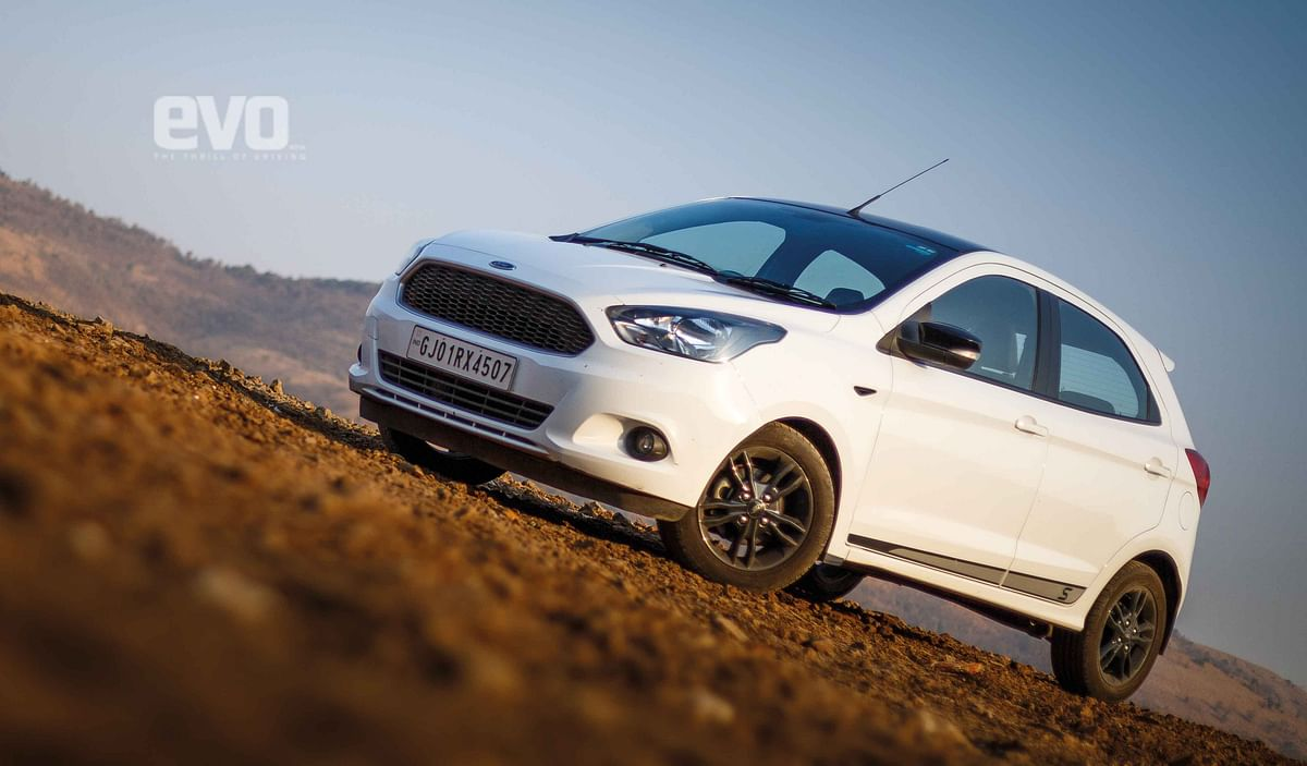 Evo Fleet: Ford Figo S