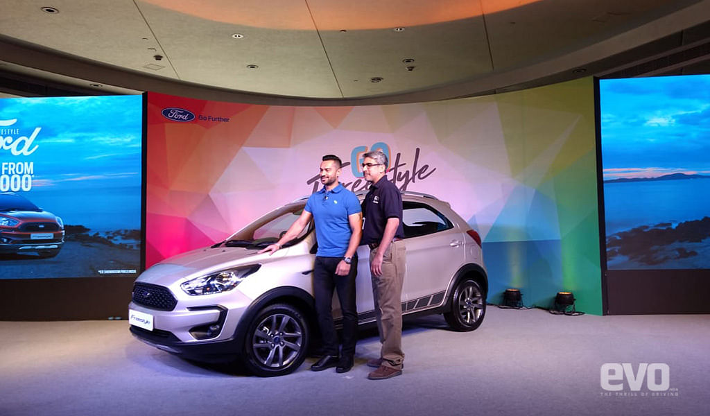 Ford Freestyle launched at Rs 5.09 to 7.89 lakh. Is it different from the Ford Figo?
