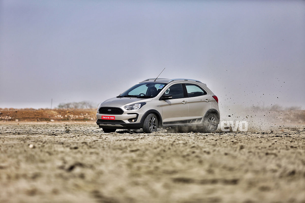 Review: Ford's first cross hatch for India, Ford Freestyle