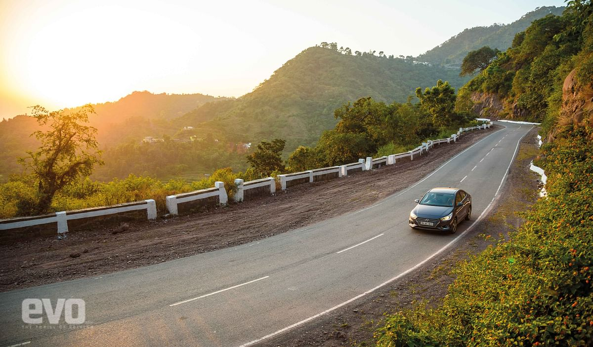 Chasing the Sun in a Hyundai Verna – Indian Car Of The Year 2018