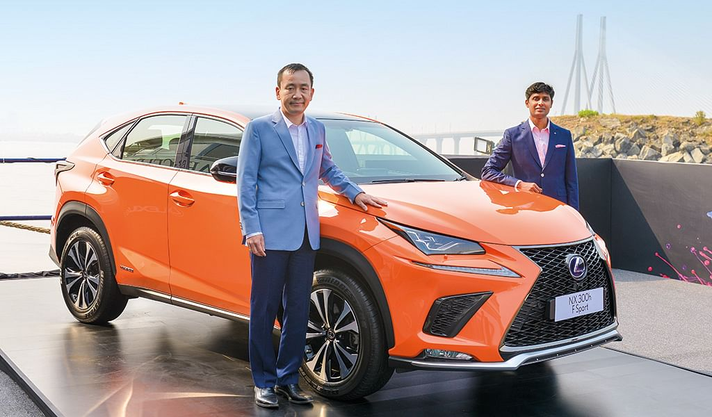 In conversation with Akitoshi Takemura, President, Lexus India