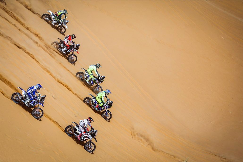 Merzouga Rally 2018 Day 5: Santosh finishes 19th overall