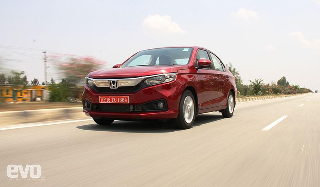 All new Honda Amaze driven: New platform,  CVT options, vastly improved