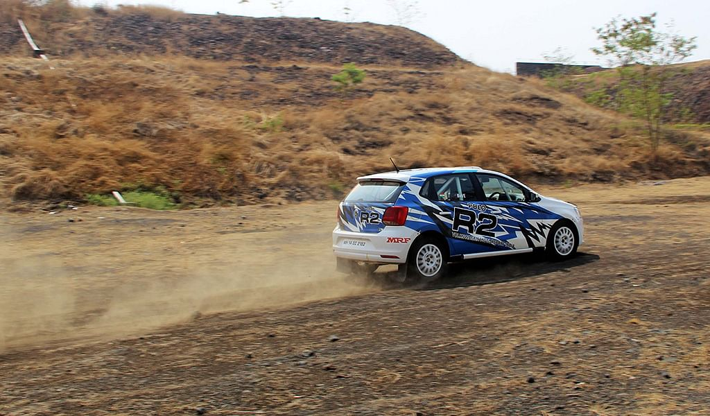 Vicky Chandhok comes back to competitive rallying