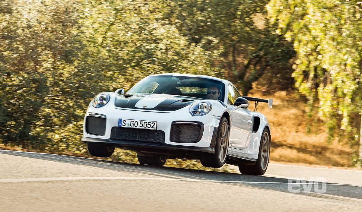 Driven: Porsche 911 GT2 RS