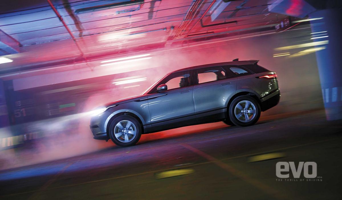 Review Range Rover Velar