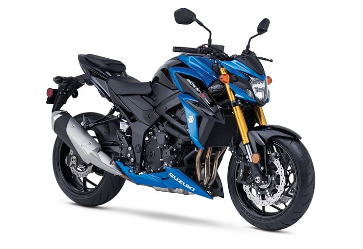 Suzuki opens bookings for GSX-S750