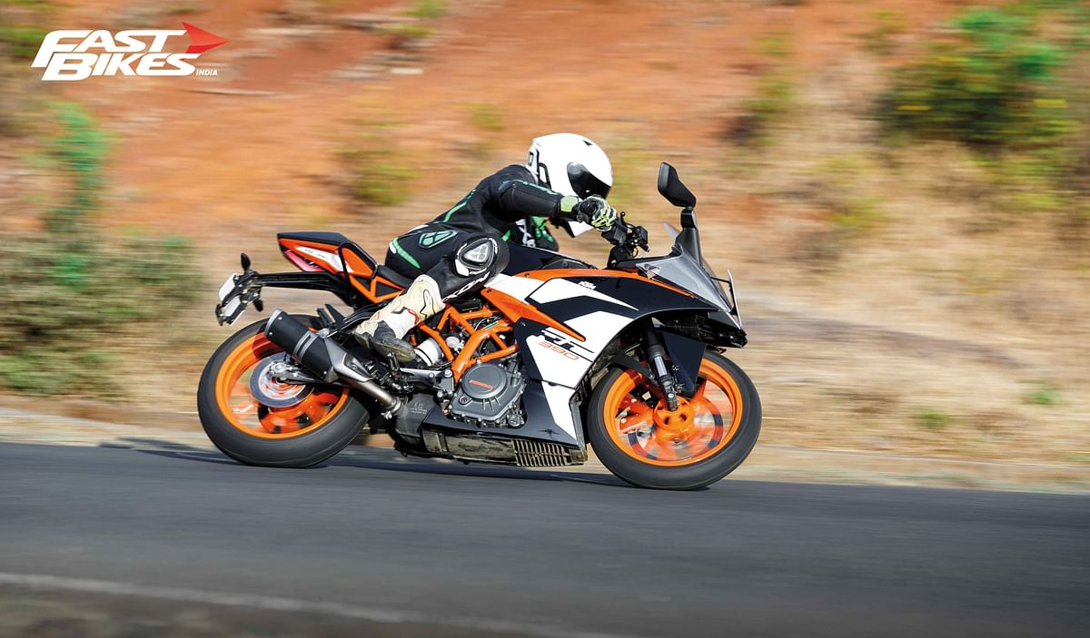 The last word: TVS Apache RR310 v KTM RC390 & KTM RC200