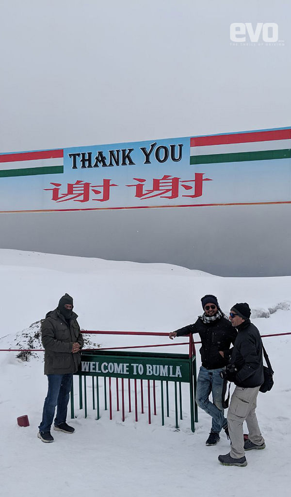 Welcome at BUM LA Pass