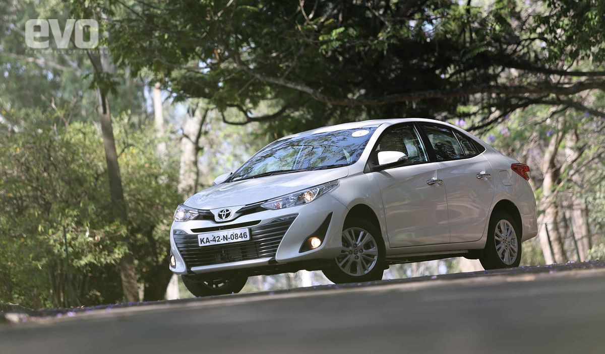 Toyota Yaris prices out