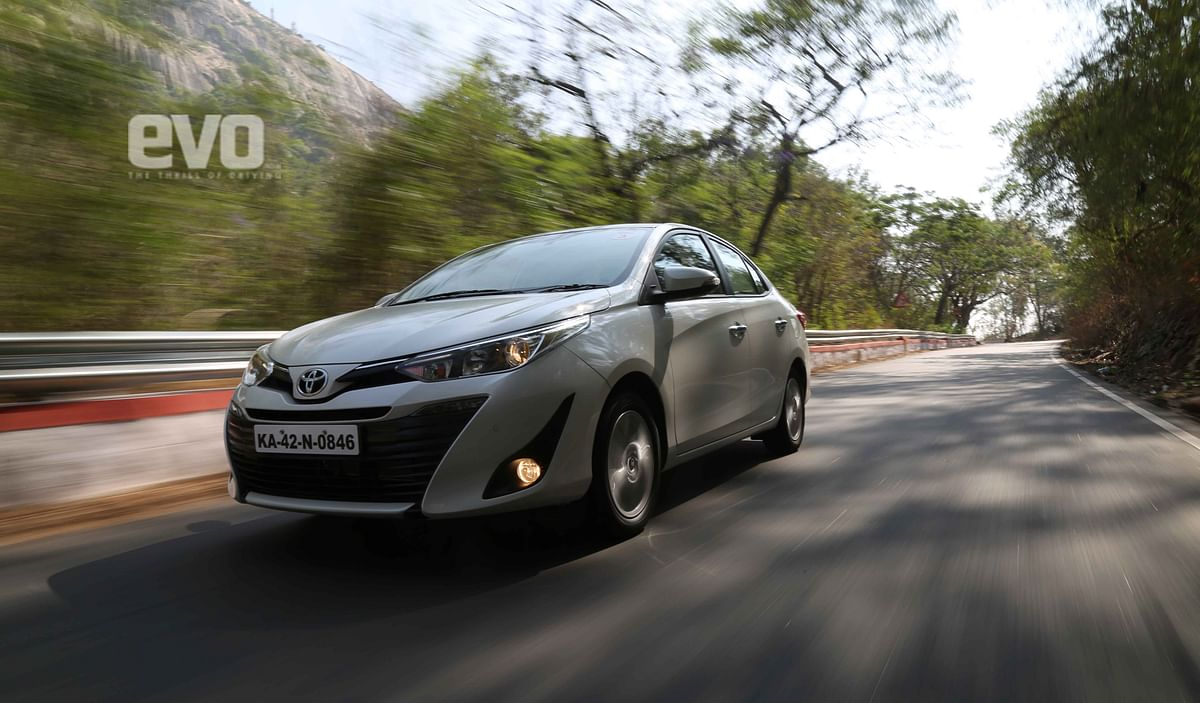 First drive review: Toyota Yaris to rival City, Verna, Vento, Ciaz & Rapid