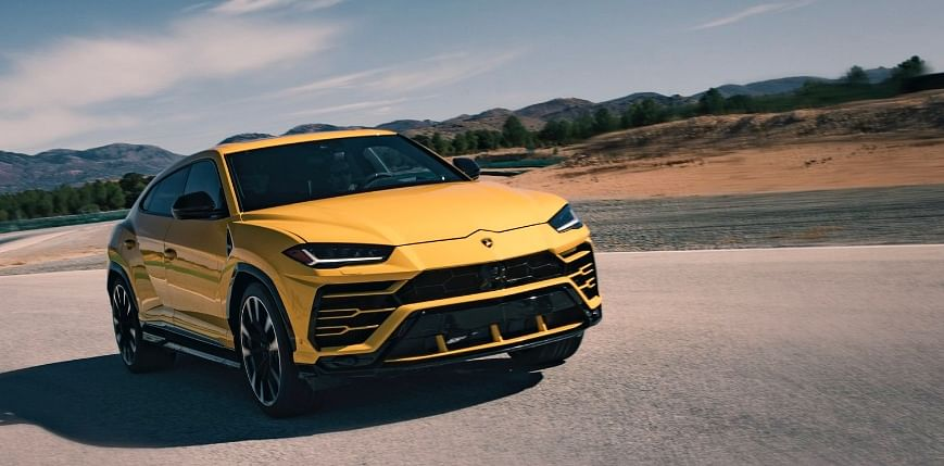 Bijoy's blog: Is the fastest SUV the best looking as well?