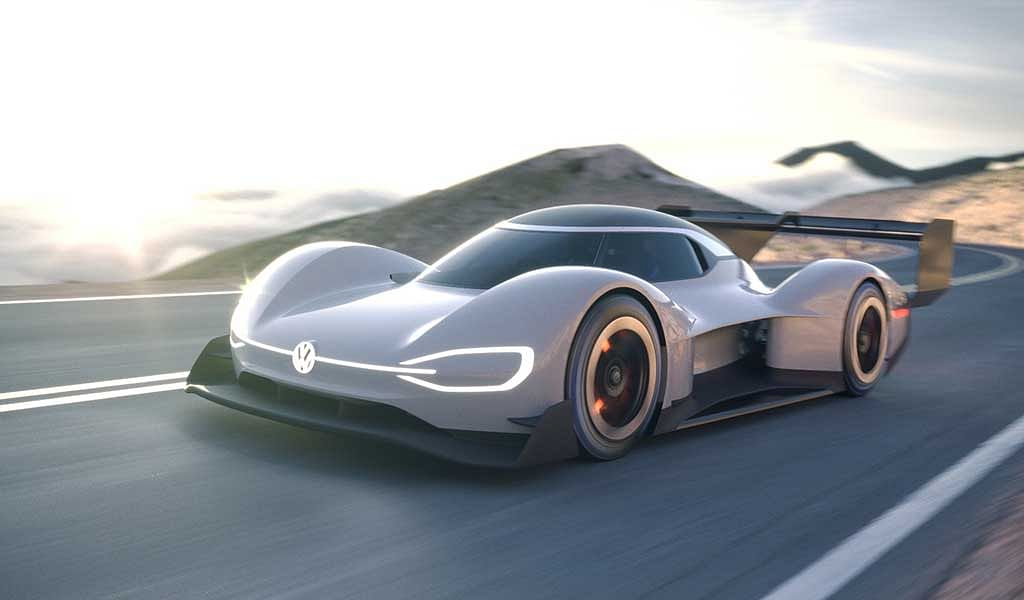 Volkswagen I.D. R Pikes Peak to make global debut on April 22