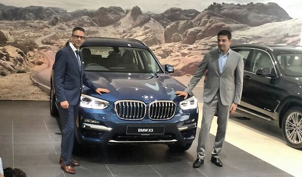 BMW India launches all-new X3