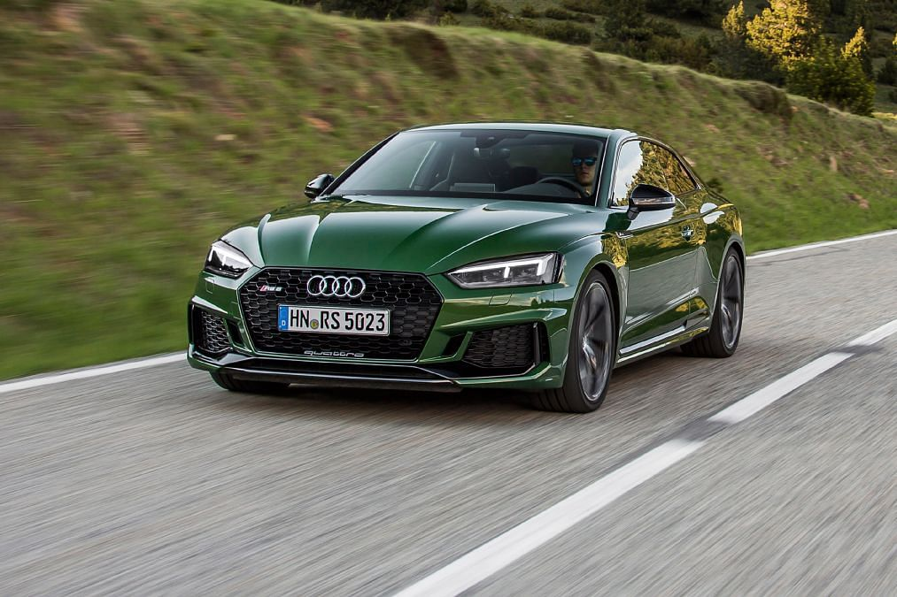 Audi RS5 review – Audi's most entertaining coupe yet?