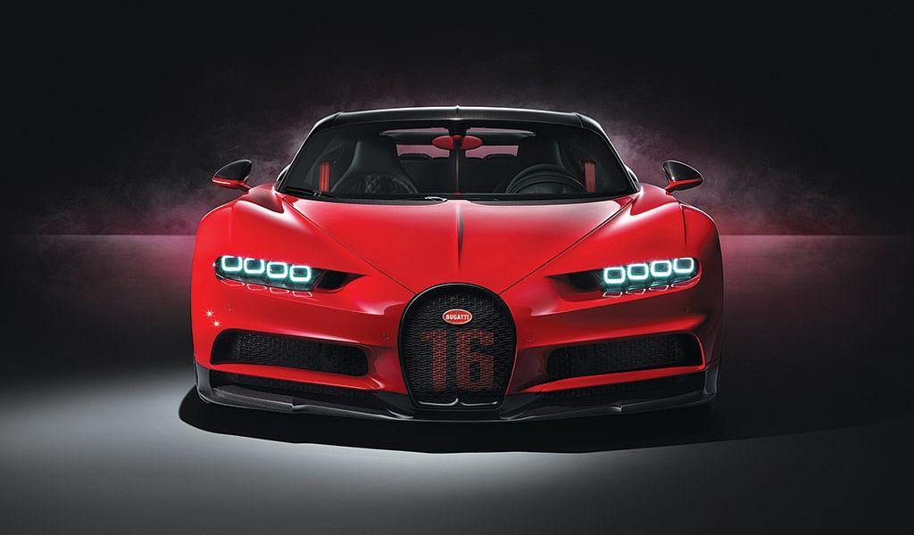 Bugatti Chiron Sport – The 'track ready' hypercar