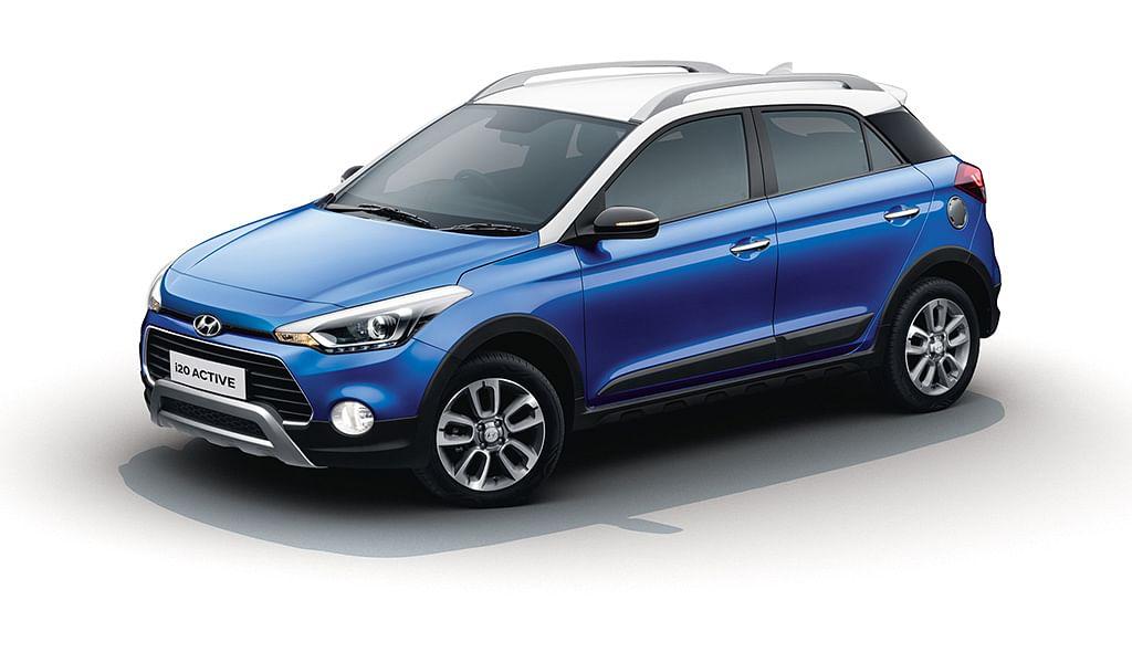 Hyundai has launched 2018 i20 Active at Rs 6.99 lakh