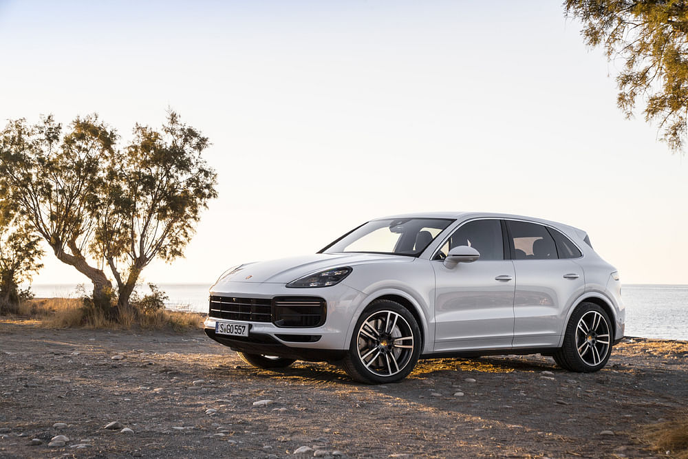 2018 Porsche Cayenne Turbo bookings commence