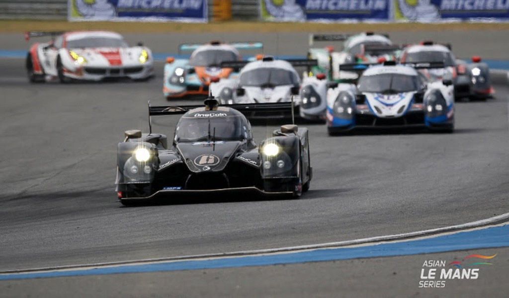 Entries open for the 2018-19 season of Asian Le Mans endurance racing series