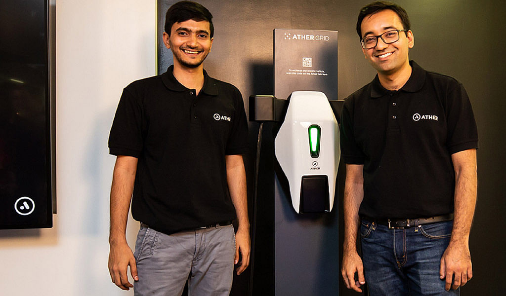 Ather Energy introduces India's largest charging infrastructure network