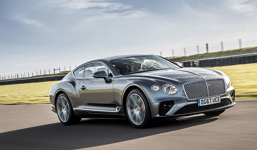 evo Performance Car Awards: Bentley Continental GT, the best GT