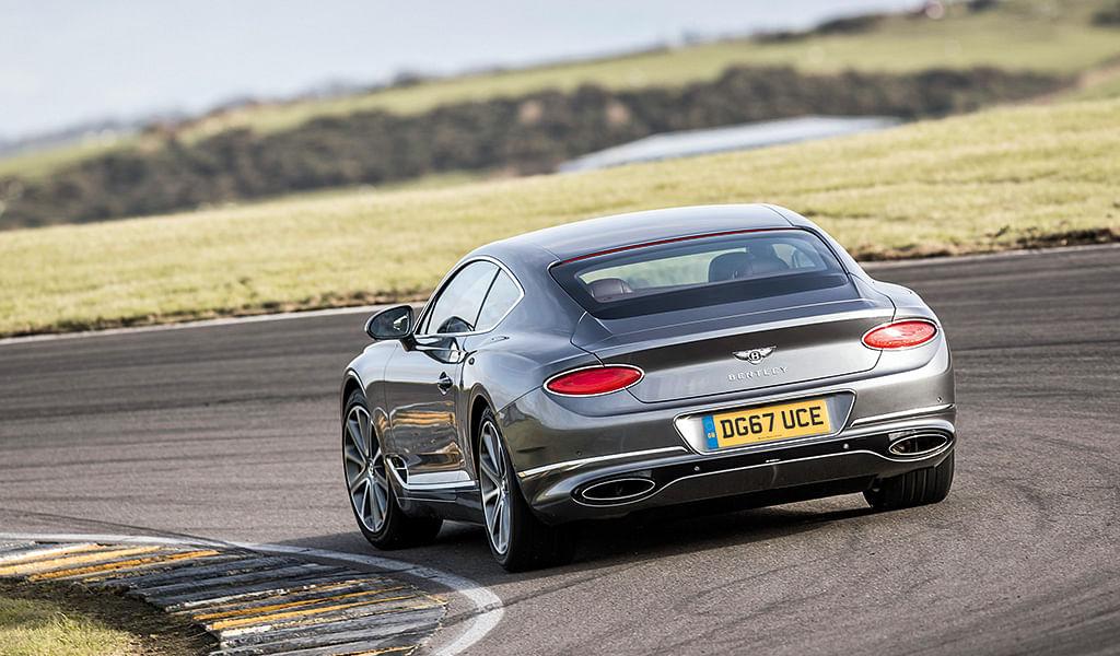evo Performance Car Awards: Bentley Continental GT, the best GT