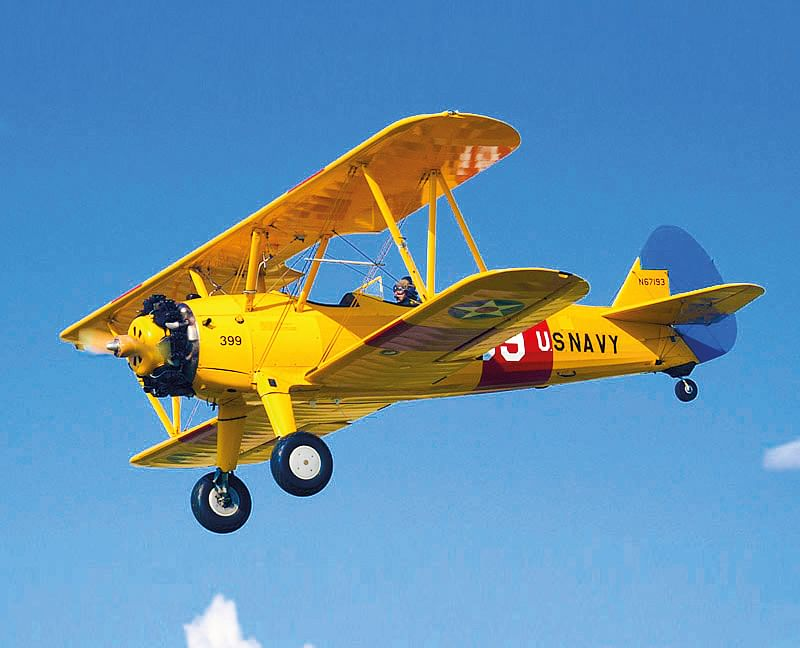 Bijoy's blog: A man who went out to buy a superbike but bought a 75-year-old airplane